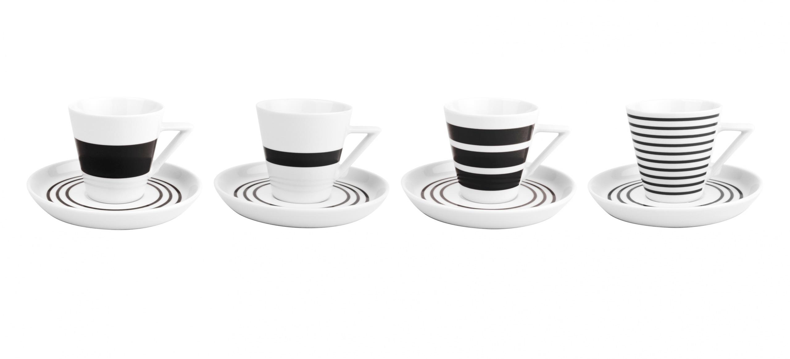 S&P Stripes koffiekopjes set